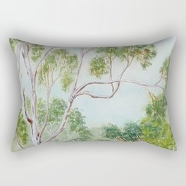 Summer Heat - Gawler South Australia Rectangular Pillow