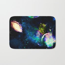 Planet Aura Bath Mat