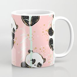 Panda Pattern 07 Coffee Mug