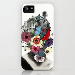 crossover between honest and fake iPhone Case