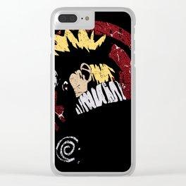 Art of Ninja Clear iPhone Case