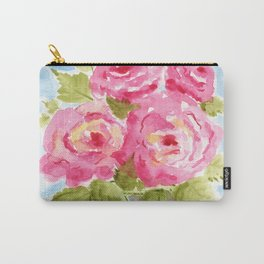 Four Roses Carry-All Pouch