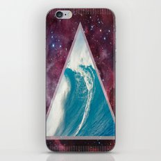 Spacial Crest iPhone & iPod Skin