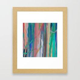 Satin Noose Framed Art Print