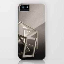c.h.a.o.s iPhone Case