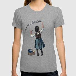 Banksy Ocasio-Cortez Resist Protest USA T-shirt