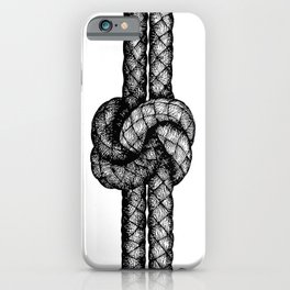 True Lover's Knot iPhone Case