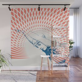 Exercise One Wall Mural