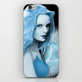 Killer Frost iPhone Skin