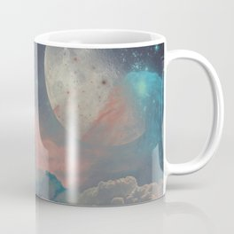 Gashes in the sky Coffee Mug