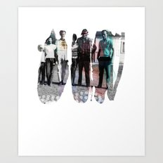 GROUP// Art Print