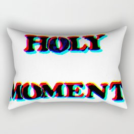 HOLY MOMENT Rectangular Pillow