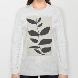 minimal plant Long Sleeve T-shirt
