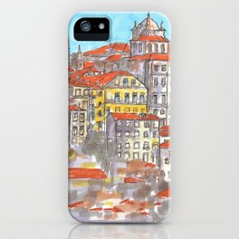 Porto iPhone Case