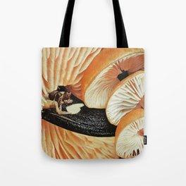 Mushroom Lovers Tote Bag