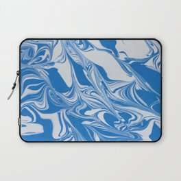 Bleed Tarheel Blue Laptop Sleeve