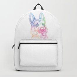 Splash Color Shepherd Backpack