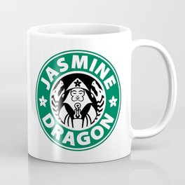 The Jasmine Dragon Coffee Mug