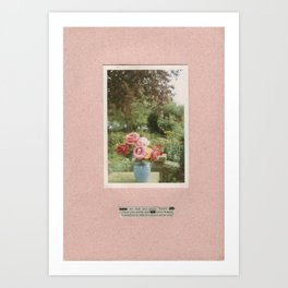 Gentle Friend Art Print