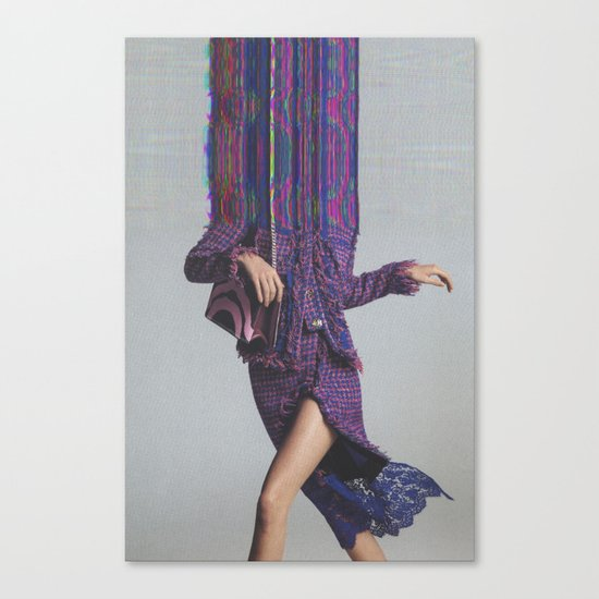 Vogue #9 Canvas Print