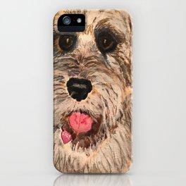 Lucas Terrier iPhone Case