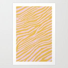 Wild Pattern Art Print