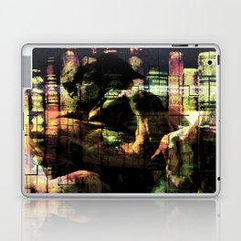 Becomig a thinker Laptop & iPad Skin
