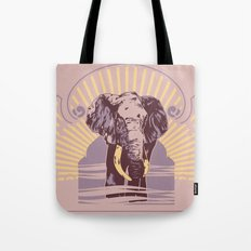 Patience & Wisdom Tote Bag
