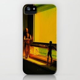 The Mentor iPhone Case