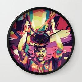 Gerrard Liverpool Wall Clock
