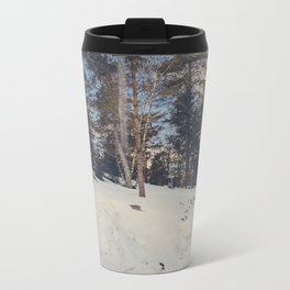 Grinda Island (Stockholm) Metal Travel Mug