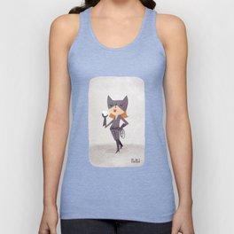 Catwoman Unisex Tank Top