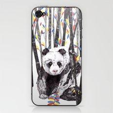 Panda Bear // Endangered Animals iPhone & iPod Skin