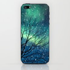 Aurora Borealis Northern Lights iPhone & iPod Skin