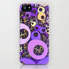 Wacky Washers iPhone Case