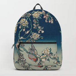 Bullfinch and Pugging Cherry Backpack