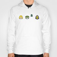 math Hoodies featuring He-Math by Mike Handy Art