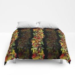 Hawaiian Haku Lei Comforters