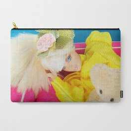 Lemonade Punch Carry-All Pouch