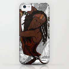 Michonne iPhone 5c Slim Case