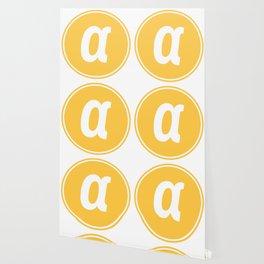 Agoras cryptocurrency logo Wallpaper
