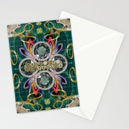 Page of Pentacles Stationery Cards