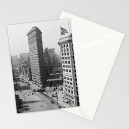 Flatiron Building - Vintage New York - 1908 Stationery Cards