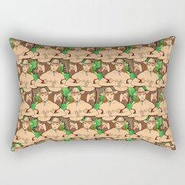 Cowboy Love Rectangular Pillow