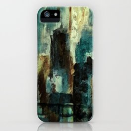 We Don't Care.  Forget It. iPhone Case