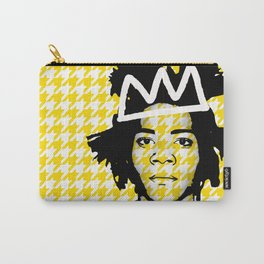 BASQUIAT YELLOW Carry-All Pouch