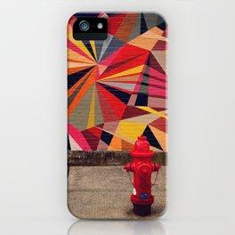 Urban Color iPhone Case
