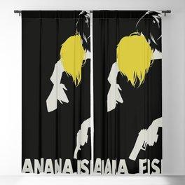 Banana Fish Blackout Curtain