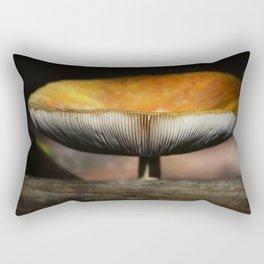 Mushroom Study 1 Rectangular Pillow