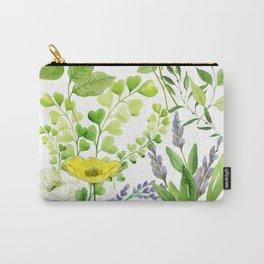 Springtime Carry-All Pouch
